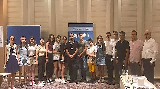 Yenilenebilir Enerji Eğitimi Yarışmasının Kazananı Foça Cemil Midilli Lisesi