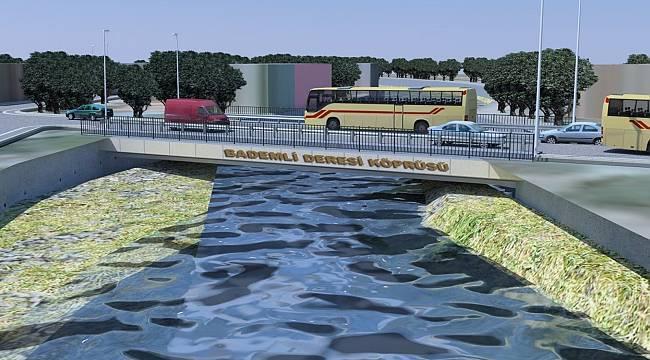 Menemen, Dikili ve Bergama'ya yeni taşıt köprüleri