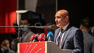 """Başkan Tunç Soyer: """"Canla başla çalışmaya devam edeceğiz"""""""