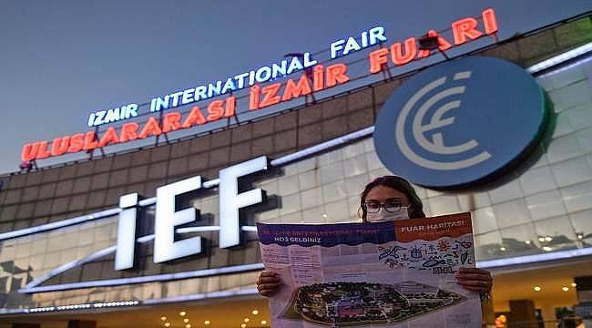 İzmir Enternasyonal Fuarı 3 Eylül'de açılıyor