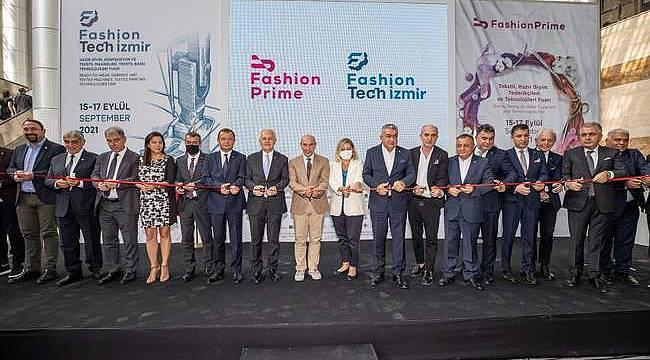 Başkan Tunç Soyer: İki fuar tekstil sektörüne nefes ve hayat verecek