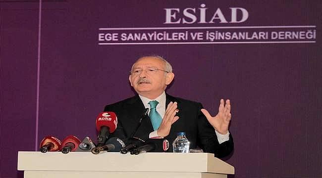 """CHP Lideri Kılıçdaroğlu: """"21. Yüzyılda kendi öykümüzü yazmalıyız"""""""