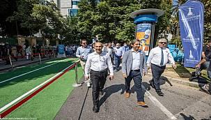 """""""Dünya'nın ilk Cittaslow Metropolü olma yolundaki İzmir için var gücümüzle çalışıyoruz"""""""