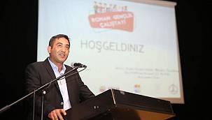 Karşıyaka, Roman Gençlik Çalıştayı'na ev sahipliği yaptı