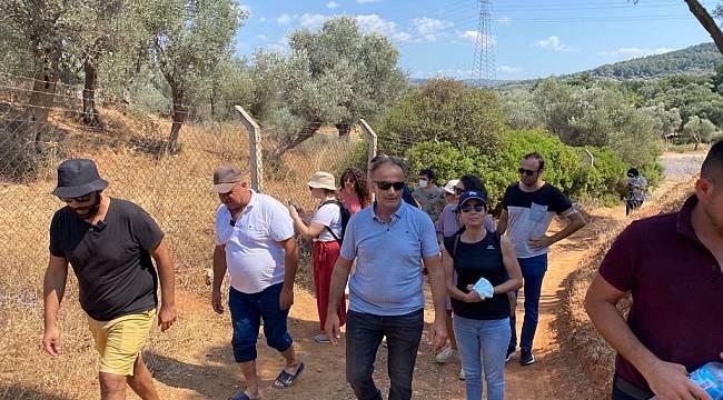 Olivelo Ekolojik Yaşam Parkı katılımcı anlayışıyla doğuyor