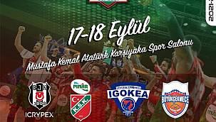 Pınar Cup'21, büyük heyecana sahne olacak