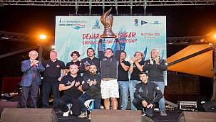 Körfez yarışında kazananlar ödüllerini aldı